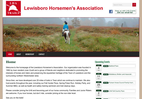 Lewisboro Horsemen's Association
